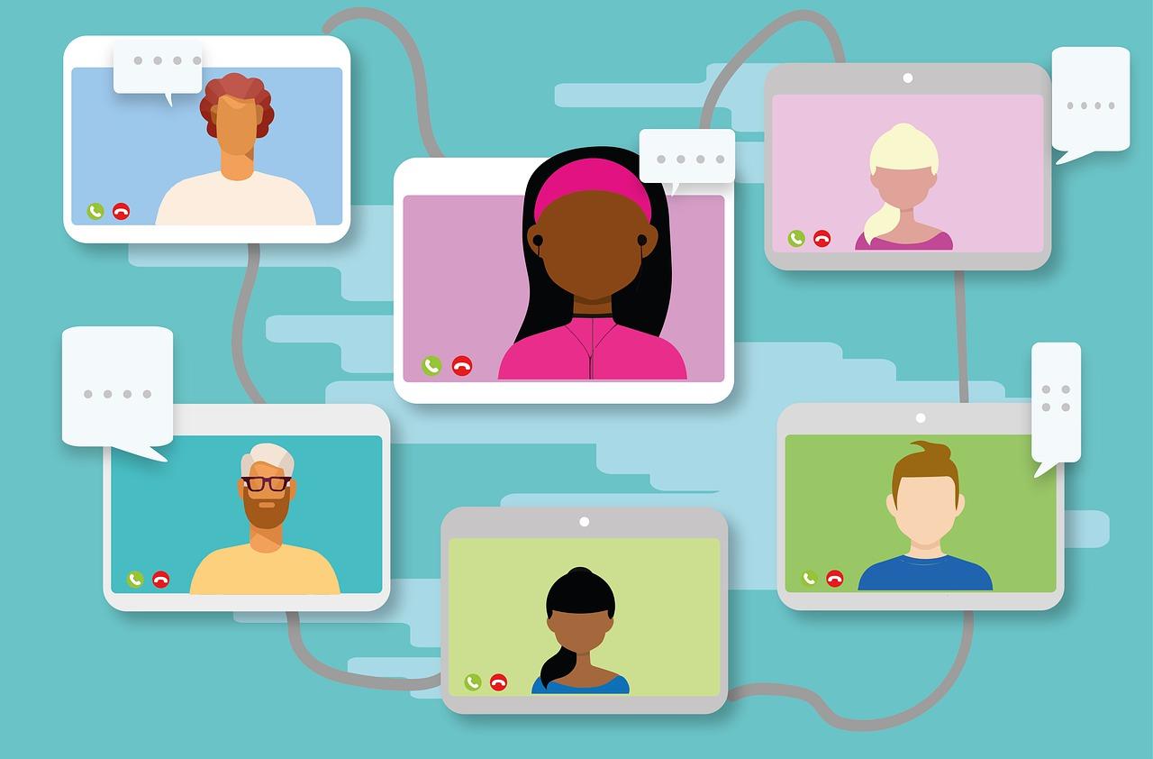 Video Conference Online Meeting - Alexandra_Koch / Pixabay